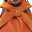 กระเป๋าถือ หนังสวย ส้มน้ำตาล คุณภาพเยี่ยม thumbnail 5
