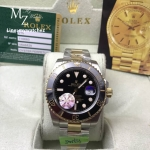 Rolex Submariner Black Dial Two-Tone 116613 - Swiss Grade