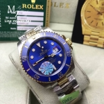 Rolex Submariner Blue Dial Two-Tone 116613 - Swiss Grade