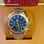 Omega Automatic Seamaster 007 Quantum of Solace Edition - Oragne case st Stainless