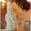 Lady Ribbon Korea LR06260516 &#x1F380 Lady Ribbon's Made &#x1F380 Lady Abigail Sweet Vintage Embellished Lace Dress เดรสผ้าลูกไม้ thumbnail 5
