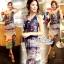 Lady Closet Dress&#x1F4ABRetro dress Silk chiffon sleeveless beach house by Aris Code Ribbon thumbnail 1
