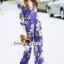 Lady Ribbon Brand SS15060616 Seoul Secret Say's... Violeta Flora Fashly Smocking Set thumbnail 5