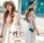 Lady Ribbon's Made &#x1F380 Lady Ribbon's Made Lady Ribbon White Floral Embellish Lace Maxi thumbnail 1
