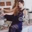 Lady Ribbon Korea Brand SV14060616 &#x1F389Sevy SP V-Neck Elegant Sleeveless Vintage Lace Dress thumbnail 5