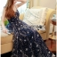 Lady Ribbon Dress LR02120516 &#x1F380 Lady Ribbon's Made &#x1F380 Lady Leslie Super Stars Sequin Embroidered Tulle Maxi Dress thumbnail 3