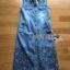 Lady Ribbon Korea Dress Korea LR17300616 &#x1F380 Lady Ribbon's Made &#x1F380 Lady Shannon Embroidered and Laser-Cut Denim Shirt Dress thumbnail 4
