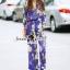 Lady Ribbon Brand SS15060616 Seoul Secret Say's... Violeta Flora Fashly Smocking Set thumbnail 2
