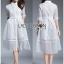 Lady Ribbon's Made &#x1F380 Lady Janice Sweet Sexy Lace Evening Dress thumbnail 3