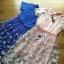 Lady Ribbon Korea Dress LR02160616 &#x1F380 Lady Ribbon's Made &#x1F380 Lady Amanda Sweet Feminine Butterfly Embroidered Polyester Dress thumbnail 4