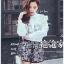 Lady Ribbon Korea Lace Cotton Dress Shirt เดรสเชิ้ตผ้าคอตตอน thumbnail 7