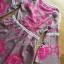 Lady Ribbon Korea Dress LR15060616 &#x1F380 Lady Ribbon's Made &#x1F380 Lady Chloe Sweet Feminine Graphic Pink Floral Printed Dress thumbnail 6