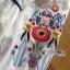 Lady Ribbon Korea Dressเสื้อผ้า LR08010816 &#x1F380 Lady Ribbon's Made &#x1F380 Lady Alexandria Country Feminine Flower Embroidered Button-Down Cotton Dress thumbnail 6