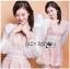 Lady Ribbon Korea Dreaa ลูกไม้ LR04130616 &#x1F380 Lady Ribbon's Made &#x1F380 Thea by Taylor Feminine Elegant Mini Flower Brand Embroidered Mixed Fabrics thumbnail 1