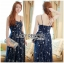 Lady Ribbon Dress LR02120516 &#x1F380 Lady Ribbon's Made &#x1F380 Lady Leslie Super Stars Sequin Embroidered Tulle Maxi Dress thumbnail 2