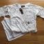 Lady Ribbon Korea Closet dress LR11230616 &#x1F380 Lady Ribbon's Made &#x1F380 Lady Natasha Classic Vintage Lace Blouse with Cotton Ribbons thumbnail 4