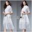 Lady Ribbon's Made &#x1F380 Lady Janice Sweet Sexy Lace Evening Dress thumbnail 8