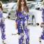 Lady Ribbon Brand SS15060616 Seoul Secret Say's... Violeta Flora Fashly Smocking Set thumbnail 1