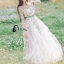 Brand Cliona Made' Botanica Luxury Embroidered Wedding Dress - thumbnail 3