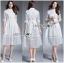 Lady Ribbon's Made &#x1F380 Lady Janice Sweet Sexy Lace Evening Dress thumbnail 2