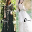 Brand Cliona Made' Botanica Luxury Embroidered Wedding Dress - thumbnail 1