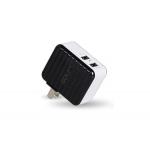 หัวชาร์จไฟ USB GOLF 1Ah. - 2.4Ah. รุ่น DP-301 (สีดำ)
