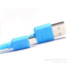 สายชาร์จ Micro USB Remax Safe and Speed Data (สีฟ้า)