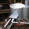 หม้อนึ่งโคตรร้อน รุ่นพกพา (steam boiler)
