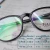 [Texus] กรอบแว่นแฟชั่น ทรงกลม TR90 100%