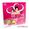Melove 2in1 รสผลไม้รวม