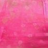 ม่านกันยุงแบบพิมพ์ลาย ไชส์ 100 สีชมพู/ดอกกุหลาบ+เดซี่