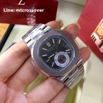 Patek Philippe 5980 Stainless with Grey Dial