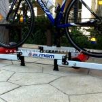 เทรนเนอร์จักรยาน 3 ลูกกลิ้ง รุ่นท็อปสเป็ค