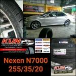 Nexen N7000 > 255/35/20 > Benz S Class