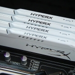 Kingston HyperX FURY WHITE DDR3 4GB 1600 - LT