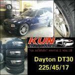Dayton DT30 > 225/45/17 > BMW