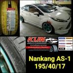 Nankang AS1 > 195/40/17 > Fiesta