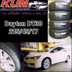 Dayton DT30 > 215/45/17