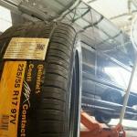 Continental MC5 > 225/55/17 > Benz Vito