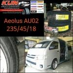 Aeolus AU02 > 235/45/18