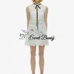 Sweet Bunny Present... Floral Lace Bodycon Dress