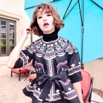Gucci rolen flower blouse by Sweet Bunny
