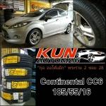 Continental CC6 > 185/55/16 > Fiesta