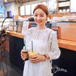 Cliona Made' I'M Vely KR Short Dress - mini dress