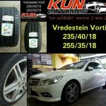 Vredestein Vorti > 235/40/18 , 255/35/18