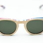 BoardFrame แว่นกันแดด ไม้ skateboard รุ่น 855 C3