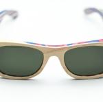 BoardFrame แว่นกันแดด ไม้ skateboard รุ่น 001