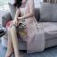 Seoul Secret Say's... Girly Bohe Style Stick&Print Outer Dress set thumbnail 1