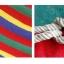 เปลญวน ผ้าสลับสี ขอบไม้ 200CM*80CM thumbnail 3
