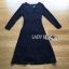 &#x1F380 Lady Ribbon's Made &#x1F380 Lady Amy Classic Black Lace Midi Dress thumbnail 5